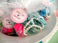 Aristocrafty: Mermaid Birthday Party