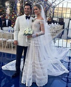 Our favorite wedding photos from couples who got married this weekend (we see you, Derek Jeter!):  http://brides.st/M7RIDQL http://brides.st/M7RIDQL
