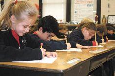Cursive writing never out of style in Catholic schools (Arkansas Catholic)