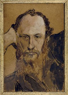 Portrait of Leo Stein Picasso