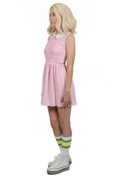 Eleven Dress Stranger Things Costume