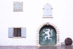 Porte à côté du Landhaushof - Graz Autriche