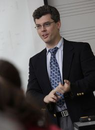 John Orfe | Assistant Professor - Music Theory/ Ear Training/ Composition/ Piano