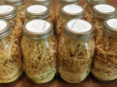 Chicken Noodle Soup in a Jar - Thrive Life Recipes