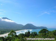 Praia em Ubatuba-Itamambuca!!