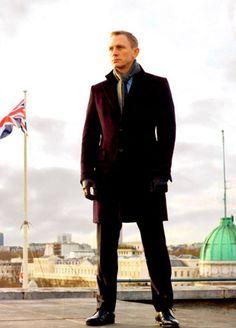 James Bond Skyfall Suits - Skyfall Costume Designer Interview - Esquire