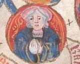 Catherine or Katherine of York (14 August 1479 – 15 November 1527) was the ninth child and sixth daughter of King Edward IV by his wife Elizabeth Woodville. From birth to death, she was daughter to Edward IV, sister to Edward V, niece to Richard III, sister-in-law to Henry VII and aunt to Henry VIII.