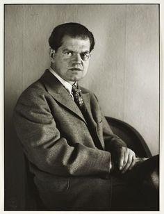 Raoul Hausmann, August Sander 1929