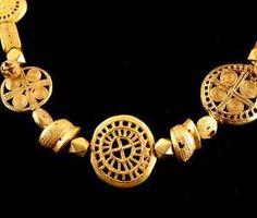 Origin: Ghana Circa: 18 th Century AD to 19 th Century ADCollection: Jewelry Style: Akan Medium: Gold