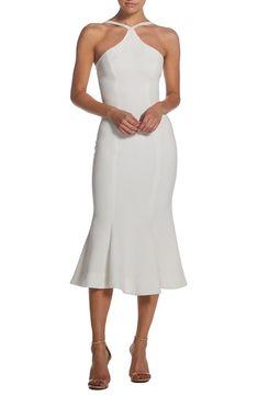 fe7d29a9 23 Best White Dresses images | Midi dresses, Midi length dresses ...