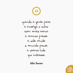 enxergue o interior. Some Quotes, Quotes To Live By, Empowering Quotes, Love You, My Love, Thought Provoking, Sentences, Favorite Quotes, Inspirational Quotes