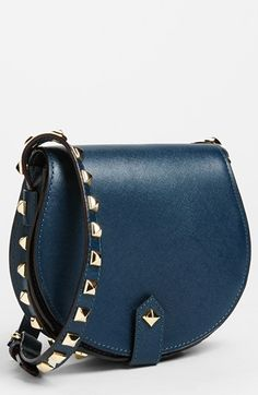 Rebecca Minkoff 'Skylar - Mini' Leather Crossbody Bag available at #Nordstrom