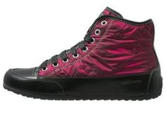 Candice Cooper Plus Zapatillas Altas Fuxia Canape Nero zapatillas Zapatillas Plus Nero Fuxia Cooper Candice Canape altas Noe.Moda