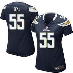 Junior Seau Elite Jersey-80%OFF Nike Junior Seau Elite Jersey at Chargers  Shop d8d46da4d