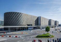 Sinnliches Relief - Parkhaus am Stuttgarter Flughafen von Wulf Architekten