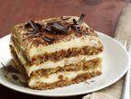 Classic Italian Desserts - Tiramisu - Wolfgang Puck - make your own lady fingers!