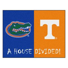 Florida Gators Printed Shower Curtain Cover