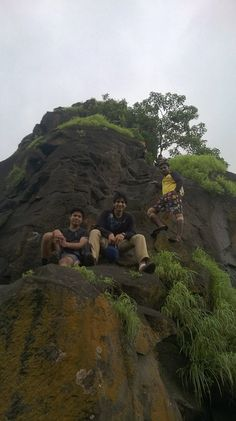 Trek to Gorakhgad