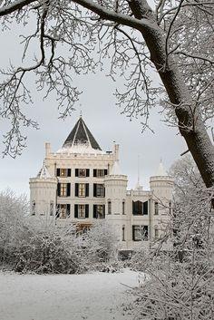 ♥ Winter castle