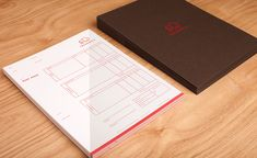 Logo, collateral and website design by Perky Bros for Treadwell, a Kansas-based floor installation business with a no-nonsense approach. Invoice Design, Typo Design, Form Design, Stationery Design, Identity Design, Visual Identity, Brand Identity, Print Design, Work Inspiration