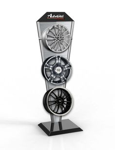 Simply Displays designs & manufactures custom retail displays, point of purchase displays & more. Pop Display, Display Design, Display Shelves, Display Ideas, Auto Parts Shop, Car Tyres, Trade Show Booth Design, Showroom Design, Point Of Purchase