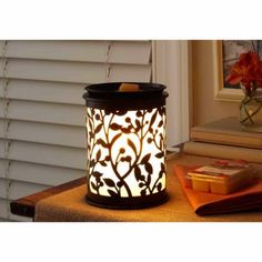 Shop Low Prices on: Better Homes and Gardens Full-Size Wax Warmer, Botanical Glow : Decor