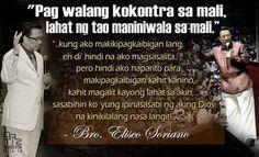 Tagalog Quotes, Bible Encouragement, Nasa, Wise Words, Christ, Sayings, Memes, Places, Lyrics