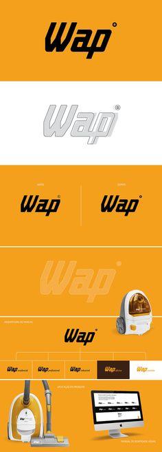 Nova Marca da Wap (redesenho, arquitetura da marca e identidade visual)  - Trabalho realizado na agência Oz Estratégia + Design