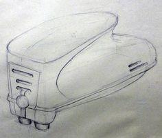 Kresba - štúdia predmetu