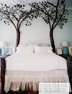 Forest Themed Bedroom   Bedrooms, Polyvore and Room