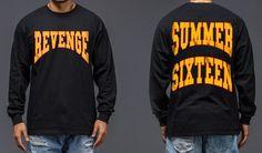"""Drake Wears Summer Sixteen Tour """"Revenge"""" Shirt and Air Jordan 5 ..."""