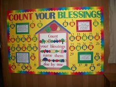 """""""Count your blessings"""" BB"""