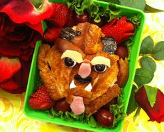Making Cute Bento Boxes for School Lunch, the Lunch Box Awesome Way - Bon Appétit