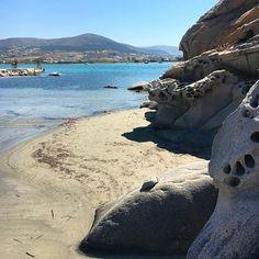 Kolybithres Beach - Paros island, Greece    •  •  •  #reasonstovisitgreece #ig_greece #insta_greece #exquisite_greece #travel_greece #team_greece #life_greece #wu_greece #global_skies #global_family #photography #sea #mermaidgoesto #life_is_good #cycladesislands #cyclades #instalifo Places To Travel, Places To Visit, Paros Greece, Paros Island, Gemini Rising, Greece Islands, Paradis, Greece Travel, Family Photography