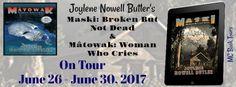 Reviews by Crystal: #GiveAway ~ Maski: Broken But Not Dead & Mâtowak: ...