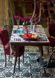 Yes, it is indeed true! #Colours and #Patterns could breathe a life into any space.