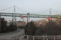 İşte Karabük'ün 'Boğaz Köprüsü'