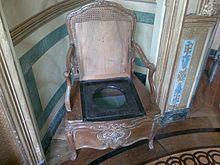 Chaise Percee Wikipedia Decoration Meuble