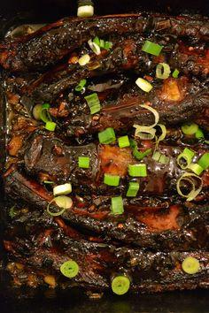 The Cutlery Chronicles: sticky pork ribs (Gordon Ramsay recipe)