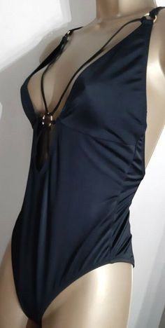3ee016c3eff06 SEXY LADIES NEW LOOK BLACK MIX SWIMSUIT SIZE 10 #fashion #clothing #shoes  #accessories #womensclothing #swimwear (ebay link)