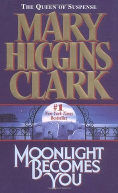 first mary higgins clark book i ever read & have enjoyed getting creeped out by books ever since