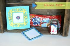 Britches & Boots : A Place I Call Home: Blogger Exchange - August packages