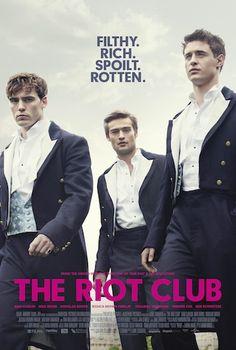 Retrouvez notre critique de The Riot Club de Lone Scherfig en salles ce mercredi 31 Décembre 2014