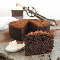 Fluffosa ciocco-arancia (e vaniglia)   One CAKE in a million