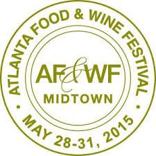 This weekend, Midtown is alive with Atlanta's fifth annual Food and Wine Festival. This year the AF&WF is featuring talent from all across the southern states, and a couple from a little farther north. We can't wait to get our food on!