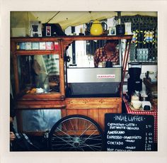 Indie Coffee Stall