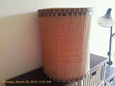 Wicker/Cane Laundry Hamper/Storage is listed For Sale on Austree - Free Classifieds Ads from all around Australia - http://www.austree.com.au/home-garden/other-home-garden/wickercane-laundry-hamperstorage_i2276