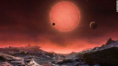 Three Earth-like planets discovered orbiting dwarf star