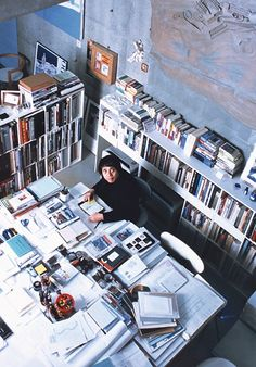 Tadao Ando | Oficinas del Arquitecto en Oyodo (Ando Atelier in Oyodo) | Osaka, Japón | 1990-1991
