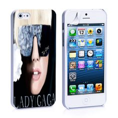 Lady Gaga the Fame iPhone 4, 4S, 5, 5C, 5S Samsung Galaxy S2, S3, S4 C – iCasesStore